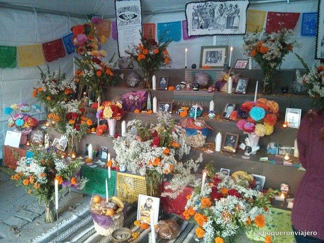 Día de los Muertos en East Village