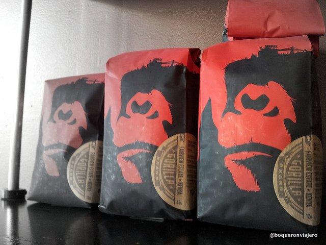 El mejor café de Gorilla Coffee en Brooklyn