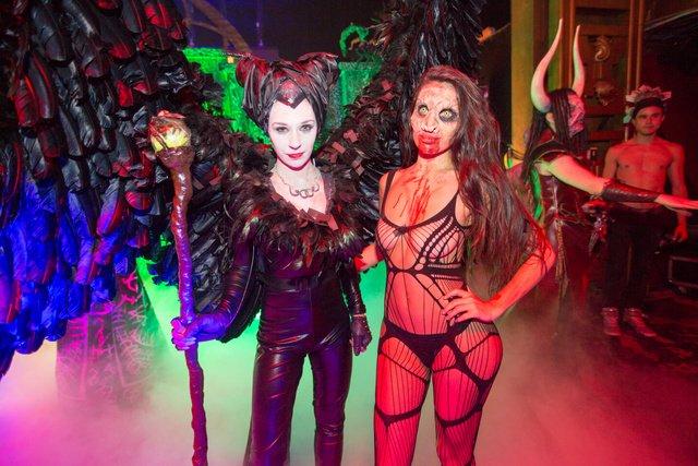 Fiestas de Halloween en NY