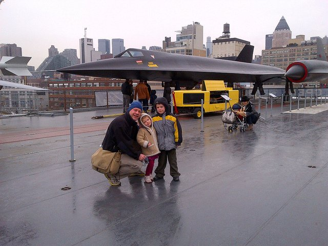 Intrepid Museum Nueva York