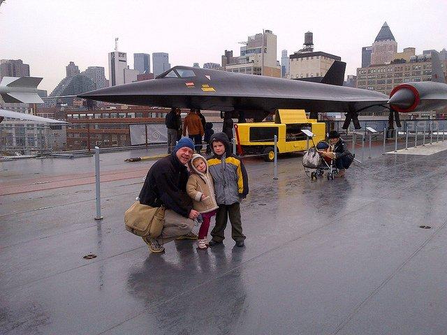 Intrepid Museum Nueva York