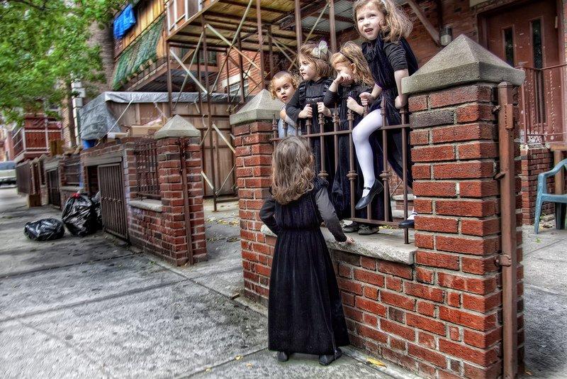 Niños Hasidic