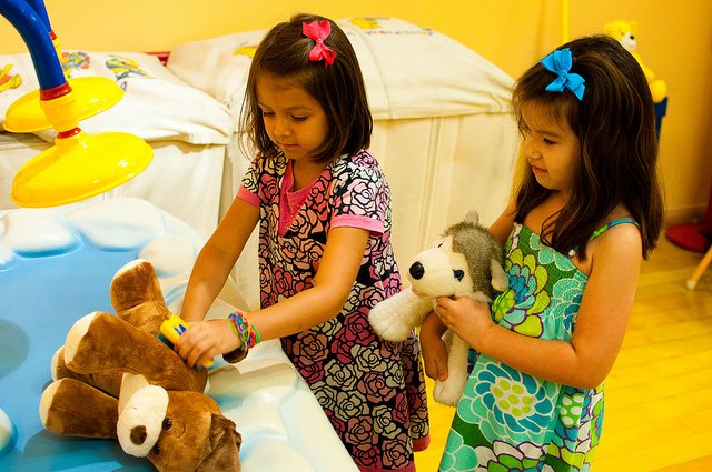 Tienda Build-A-Bear Workshop en Nueva York