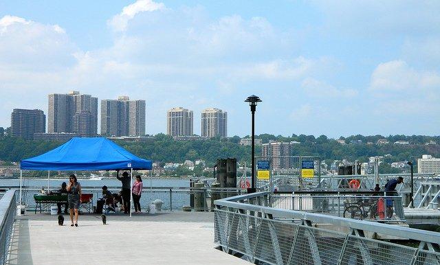 West Harlem Piers Park