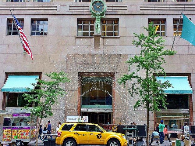 Tiffany's Nueva York