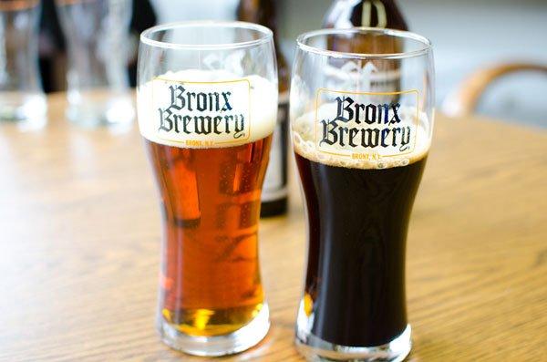 Cervezas de El Bronx