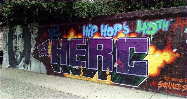 El Bronx, cuna del hip hop