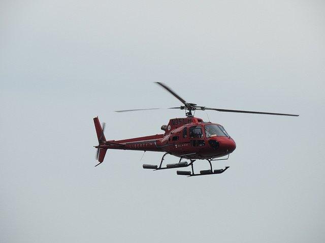 Paseo en helicóptero en Nueva York