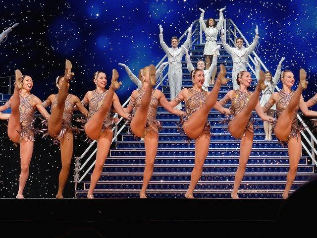 Rockettes en Nueva York