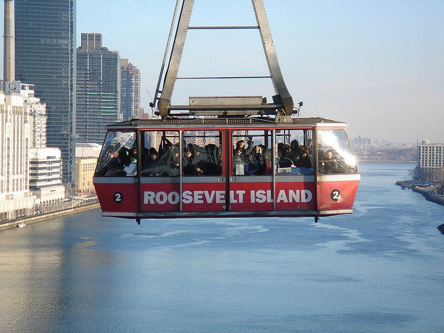 Roosevelt Tram