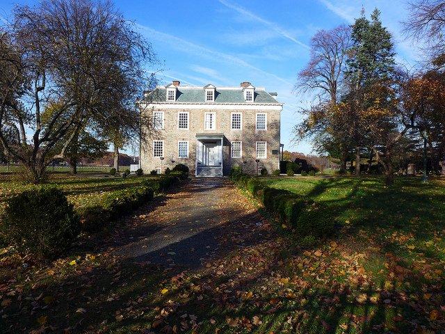 Van Cortlandt Casa Museo El Bronx