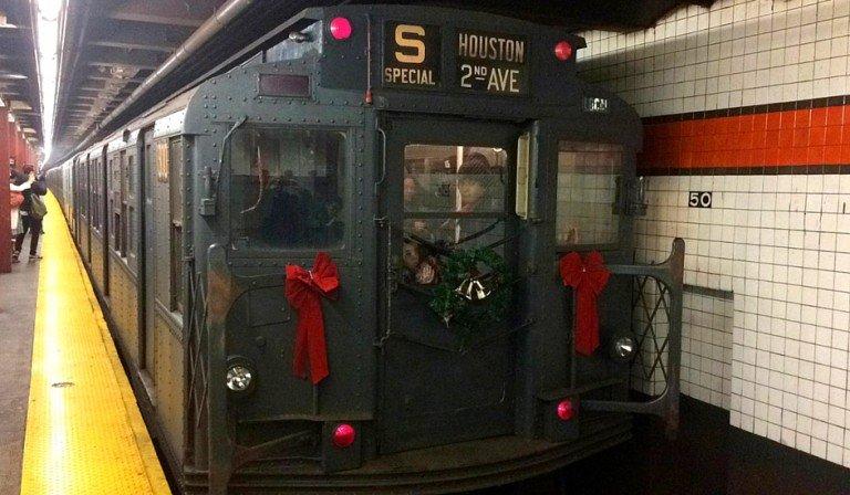Tren de la Nostalgia Nueva York