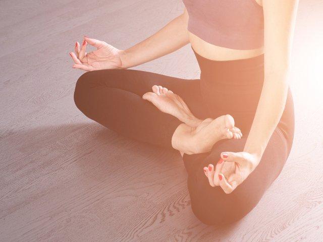 Un plan alternativo para año nuevo en Nueva York es un taller de yoga