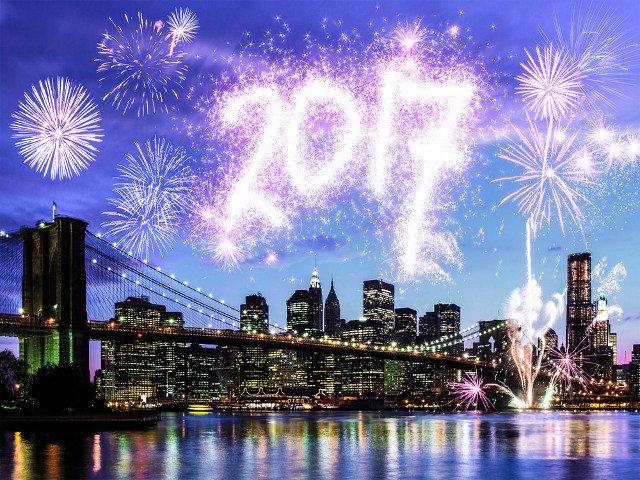 Un plan alternativo para año nuevo en Nueva York es una visita al puente de Brooklyn