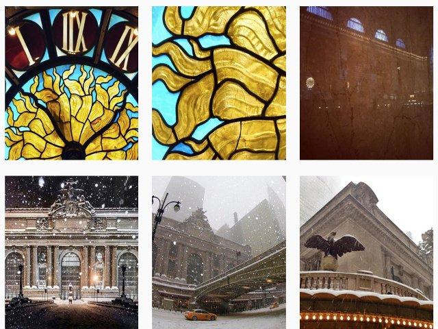Impresionantes fotos de Grand Central en Nueva York de @grandcentralnyc
