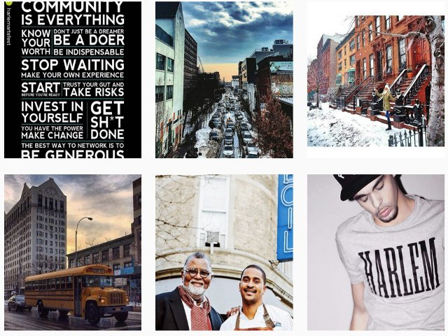 Descubre Harlem de la mano del Instagram de @harlemroutes