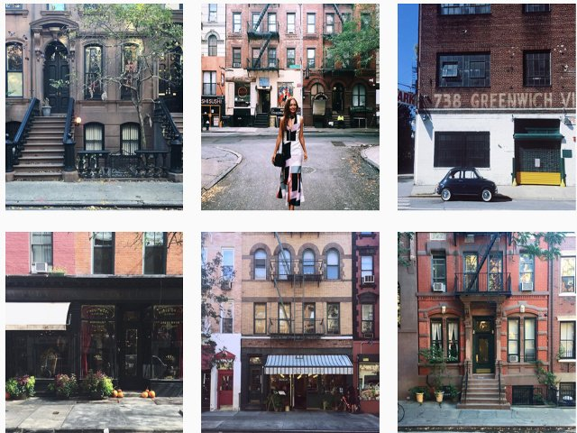 El West Village, esos momentos soñados de la mano de @westvillagelife