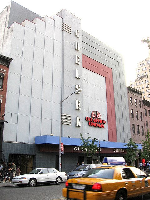 Bow Tie Chelsea Cinemas