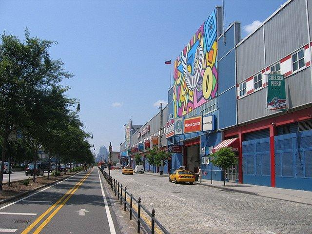 Chelsea Piers, Nueva York