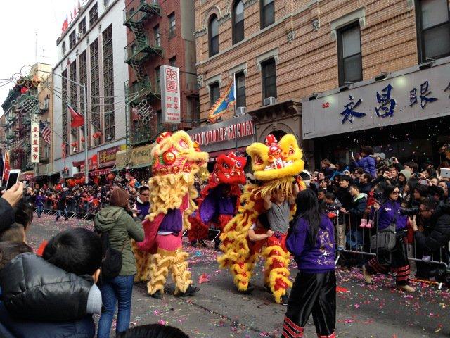 Celebra en febrero en Nueva York el año nuevo chino con desfile incluido