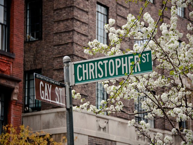 Christopher Street, West Village, Nueva York