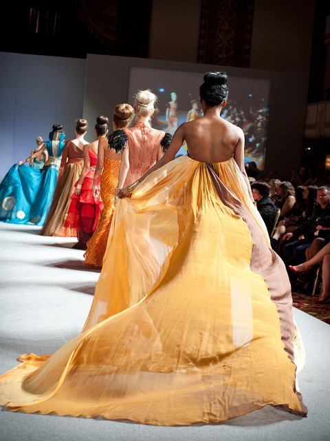 Febrero es el mes de la Fashion Week en Nueva York