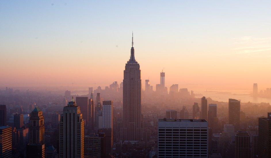 Febrero en Nueva York, un mes único