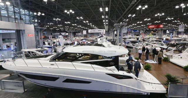 NYC Boats Show en Nueva York
