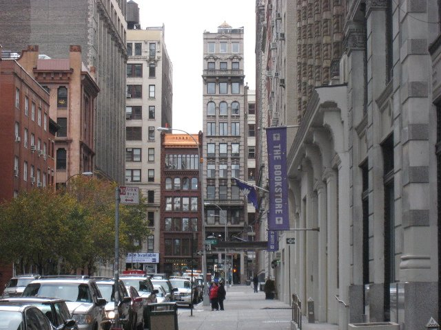 New York University se encuentra en West Village en Nueva York