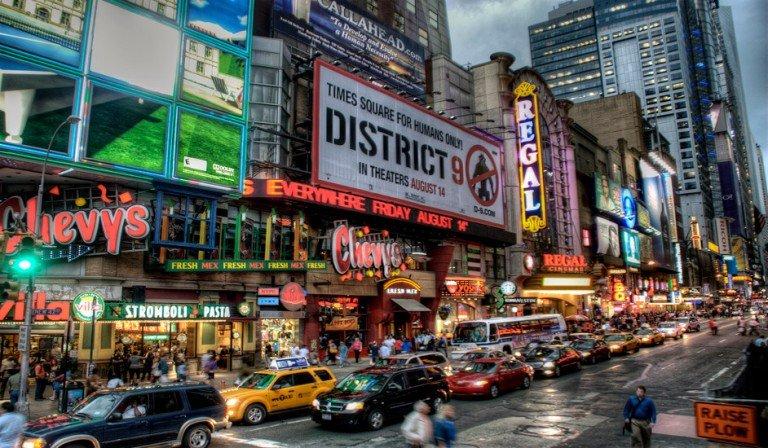 Nueva York en enero