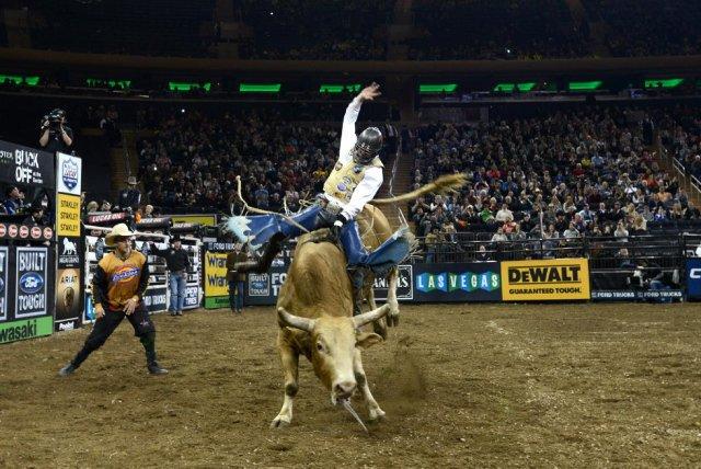 Professional Bull Riders en Nueva York