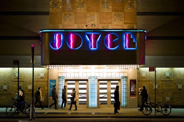 Teatro Joyce en Chelsea, Nueva York