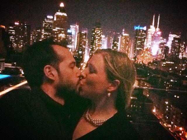 San Valentín en Nueva York, es algo único