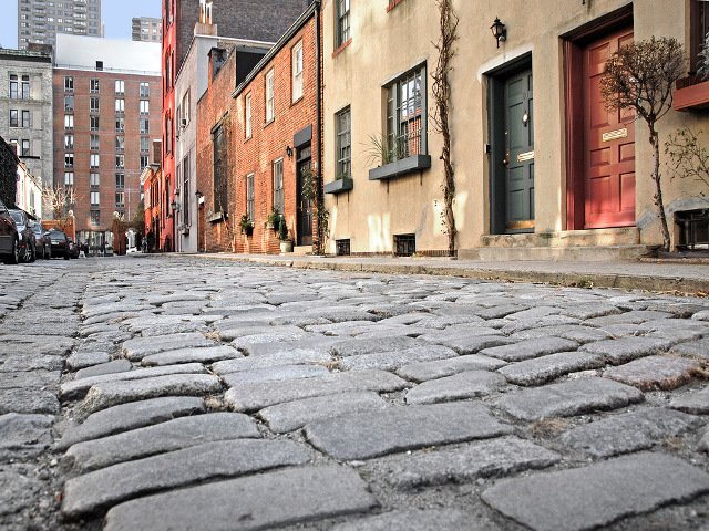 Washington Mews, West Village, Nueva York