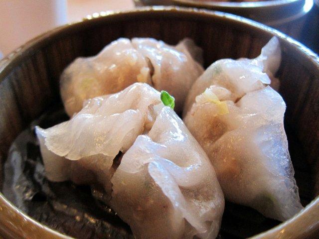 Dim Sum delicioso en el Restaurante Jade Asian . Una buena opción para celebrar Año Nuevo Chino.