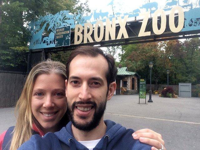 Los miércoles es gratis entrar al famoso Bronx Zoo. Otro de los planes baratos en Nueva York.