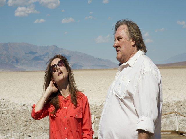 Comienza el festival de cine francés esta semana en Nueva York. Esta toma es de %22Valley of Love%22