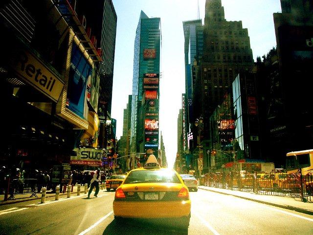 Sentir las calles y pasear siempre es uno de los planes baratos en Nueva York.