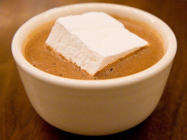 Esta semana en Nueva York se puede disfrutar de un chocolate caliente original en City Bakery