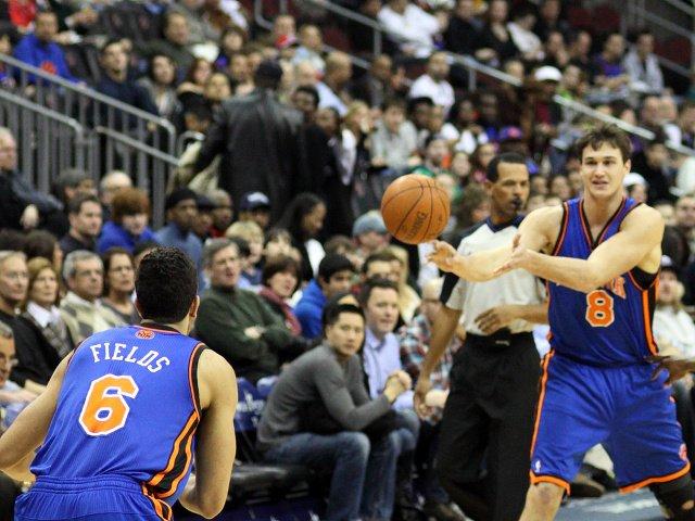 Esta semana en Nueva York se puede disfrutar de un partido de los New York Knicks en Madison Square Garden.