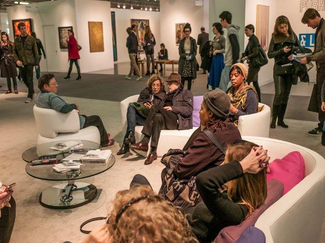 La famosa exposición del Armory Show es algo que se puede ver en Nueva York en marzo