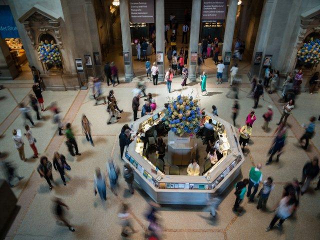 El Metropolitan Museum no cuesta más que un dólar. Otro de los planes baratos en Nueva York.