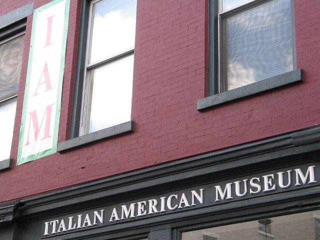 El Museo Italo-Americano en Little Italy, Nueva York.