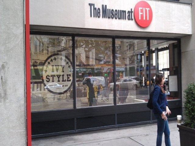 El museo de FIT es uno de los planes baratos de Nueva York.