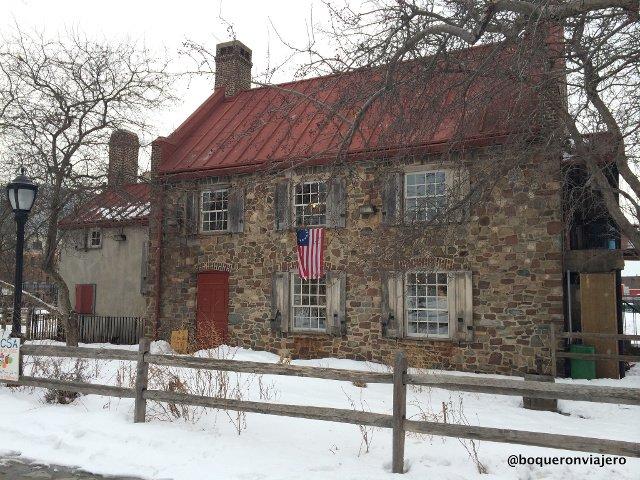 Una visita al Old Stone House de Park Slope es uno de los planes baratos en Nueva York.