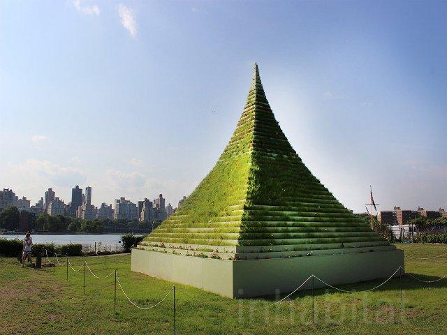 Socrates Sculpture Park también está en la lista de planes baratos en Nueva York.