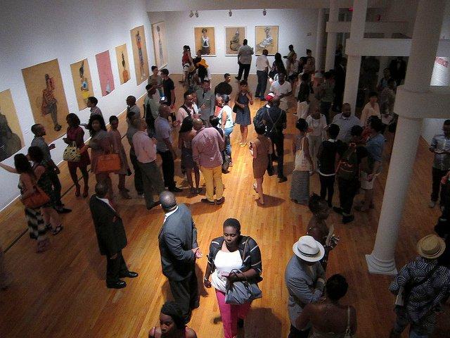 Los domingos el Studio Museum en Harlem es un buen plan barato en Nueva York.