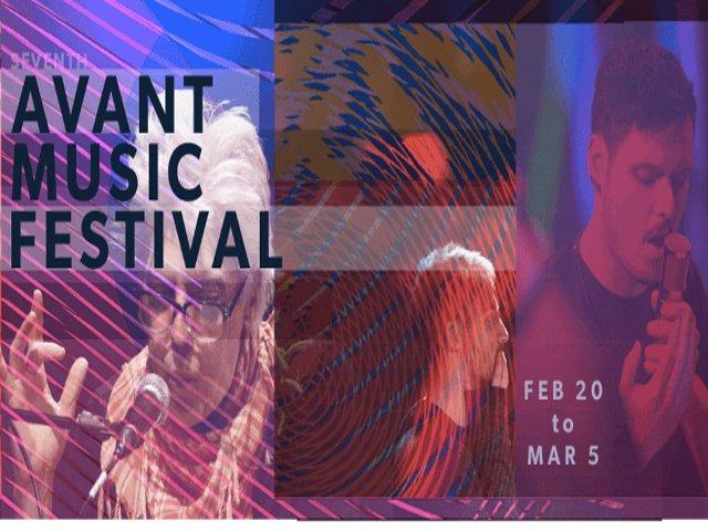 Una de las cosas que hacer en Nueva York esta semana es el Avant Music Festival