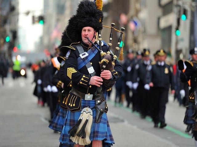 Desfile de la Quinta Avenida del día de San Patricio en Nueva York