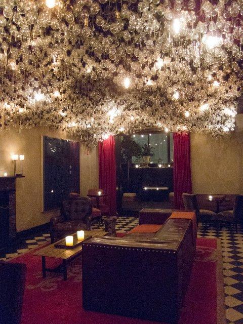 El Gramercy Park Hotel es uno icono en el barrio de Gramercy en Nueva York